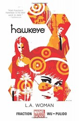 Marvel - Hawkeye Vol 3 LA Woman TPB