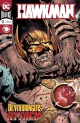 DC - Hawkman # 9