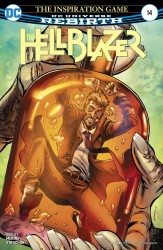 DC - Hellblazer # 14