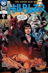 DC - Hellblazer # 22