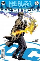 DC - Hellblazer Rebirth # 1 Variant