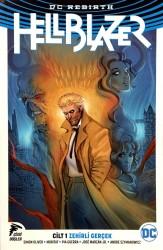 JBC Yayıncılık - Hellblazer (Rebirth) Cilt 1 Zehirli Gerçek Variant Kapak
