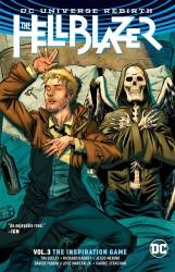 DC - Hellblazer (Rebirth) Vol 3 Inspiration Game