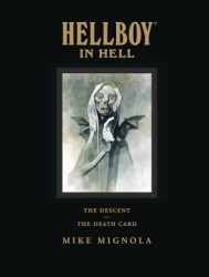 Dark Horse - Hellboy In Hell Library Edition HC