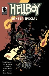 Dark Horse - Hellboy Winter Special 2018 Moon Variant