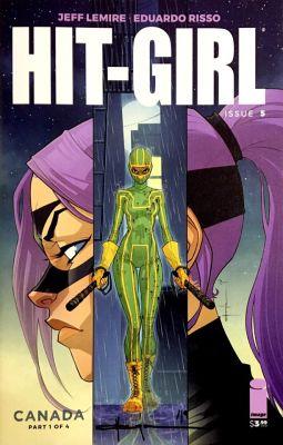 Hit Girl # 5 Özgür Yıldırım Variant Özgür Yıldırım İmzalı Sertifikalı