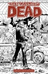 Image - Image Giant Sized Artist Proof Walking Dead # 1