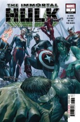 Marvel - Immortal Hulk # 7