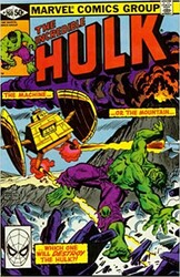 Marvel - Incredible Hulk (1st Series) # 260 VF+