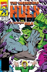 Marvel - Incredible Hulk (1st Series) # 376 VF-