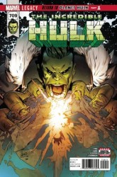 Marvel - Incredible Hulk # 709