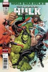 Marvel - Incredible Hulk # 716
