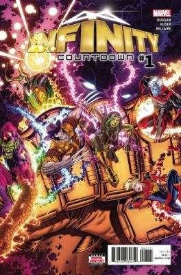 Infinity Countdown # 1