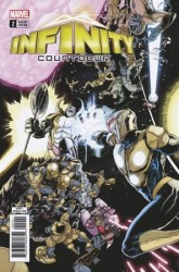 Marvel - Infinity Countdown # 2 Kuder Connecting Variant