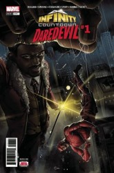 Marvel - Infinity Countdown Daredevil # 1