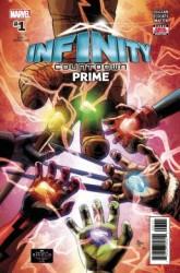Marvel - Infinity Countdown Prime # 1