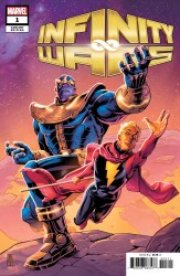 Marvel - Infinity Wars # 1 1:10 Jones Promo Variant