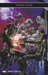 Marvel - Infinity Wars # 6 VG
