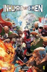 Gerekli Şeyler - Inhumans vs X-Men
