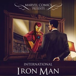 Marvel - International Iron Man # 1 D'Alfonso Hip Hop Variant