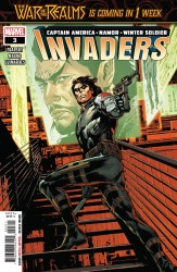 Marvel - Invaders (2018) # 3