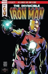 Marvel - Invincible Iron Man # 597