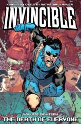 Image - Invincible Vol 18 Death Of Everyone TPB