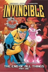 Image - Invincible Vol 24 End Of All Things Part 1 TPB