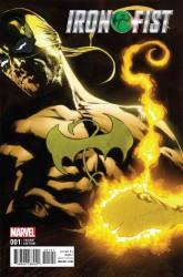 Marvel - Iron Fist #1 Perkins Variant