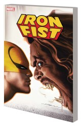 Marvel - Iron Fist Vol 2 Sabretooth Round Two