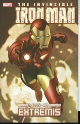 Marvel - Iron Man Extremis TPB
