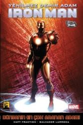 Arkabahçe - Iron Man - Yenilmez Demir Adam Cilt 3 Dünyanın En Çok Aranan Adamı 2.Kitap