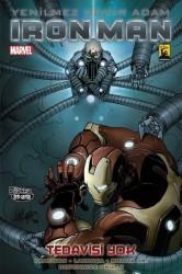 Arkabahçe - Iron Man - Yenilmez Demir Adam Cilt 8 Tedavisi Yok