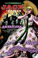 Vertigo - Jack of Fables Vol 4 Americana TPB