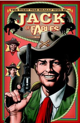 Jack of Fables Vol 5 Turning Pages TPB