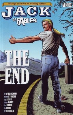 Jack of Fables Vol 9 The End TPB
