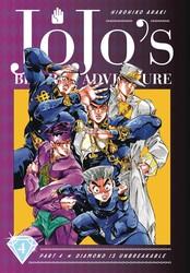 VIZ - Jojo's Bizarre Adventures 4 Diamond Is Unbreakable Vol 4 HC