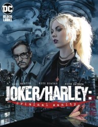 DC - Joker Harley Criminal Sanity # 1 Mayhew Variant