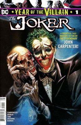 Joker Year Of The Villain # 1