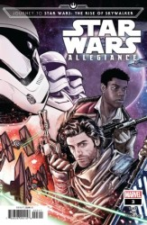 Marvel - Journey Star Wars Rise Skywalker Allegiance # 3