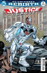 DC - Justice League # 5 Variant