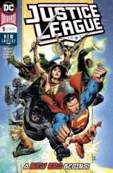 DC - Justice League (2018) # 1