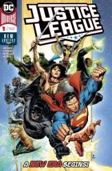 DC - Justice League (2018) # 1