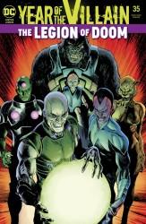 DC - Justice League (2018) # 35 Acetate Cover