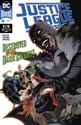 DC - Justice League (2018) # 24