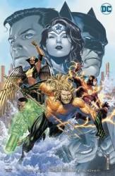 DC - Justice League (2018) # 25 Variant