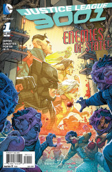 DC - Justice League 3001 # 1