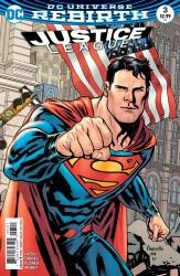 DC - Justice League #3 Variant