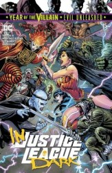 DC - Justice League Dark # 15