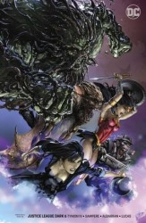DC - Justice League Dark # 6 Clayton Crain Variant